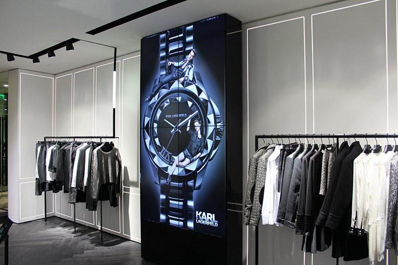 Boutique Karl Lagerfeld, Paris