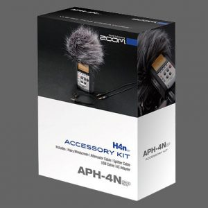 Accessory Pack für ZOOM H4n