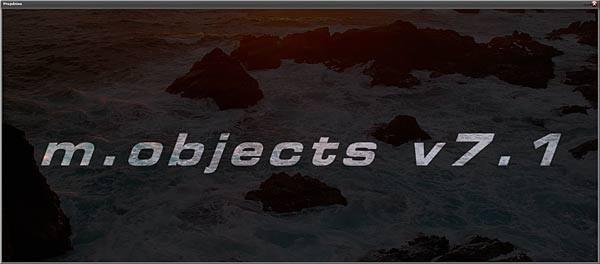 m.objects veröffentlicht Version 7.1