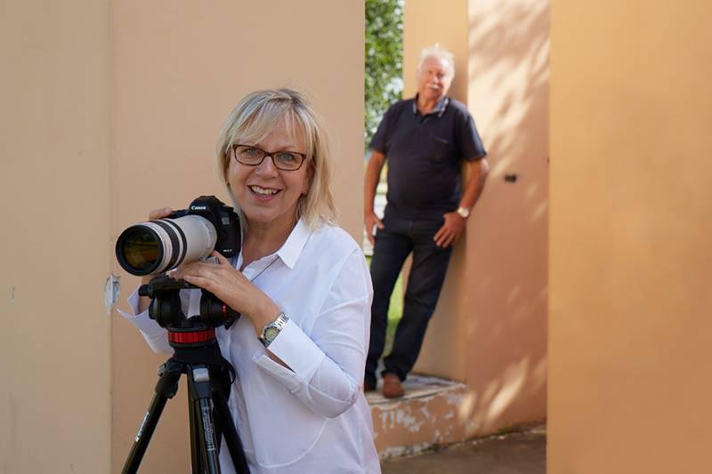 Rita und Harald Schneider