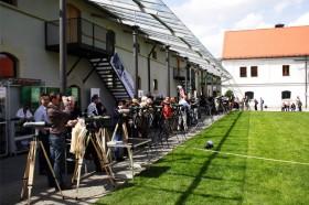 Erleben Sie m.objects live - Festival-Termine von April bis Mai