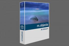 m.objects 8 erscheint am 24.11.