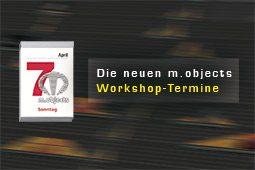 Workshops im März und April
