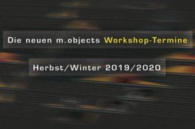 Workshop-Termine 2019 / 2020