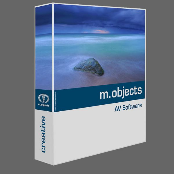 m.objects creative