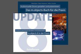 Update für das m.objects Praxisbuch